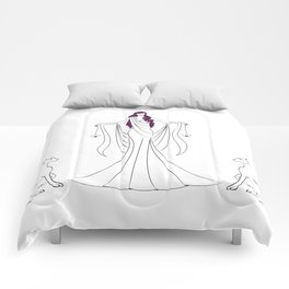 Hecate, The Light Bringer. Comforters