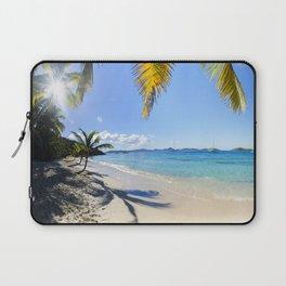 St John Salomon Beach Laptop Sleeve