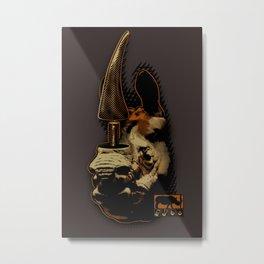 CORNUCOPIA Metal Print