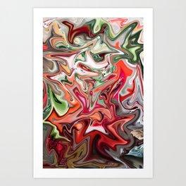 Vibrance of Life Art Print