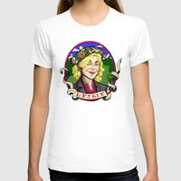 leslie knope T-shirts featuring Leslie Knope by Rachel M. Loose