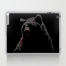Vampire Bear Laptop & iPad Skin