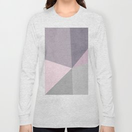 Desert Rose Palette Long Sleeve T-shirt