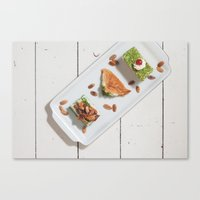 arab Canvas Prints featuring Arab Delights by visualspectrum