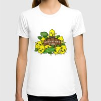 lemongrab T-shirts featuring Lemongrab's Acceptable Lemonade  by BlacksSideshow