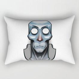 Dead Angel Rectangular Pillow
