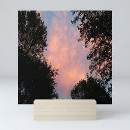 """ Peeking Through "" Mini Art Print"