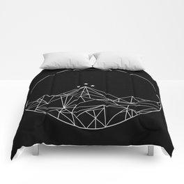 The Night Court Symbol Comforters