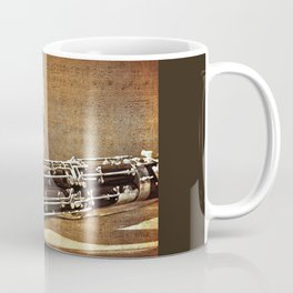 Music was my first love - cat and bassoon Coffee Mug