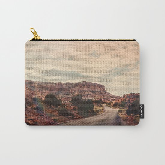 Desert Solitude Carry-All Pouch