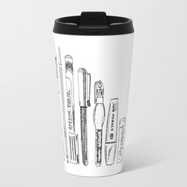Pencil Case 2 - Artschool Travel Mug
