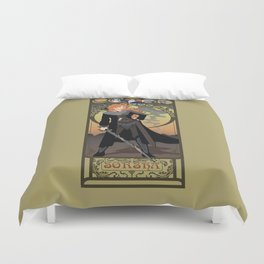 Sorsha Nouveau - Willow Duvet Cover