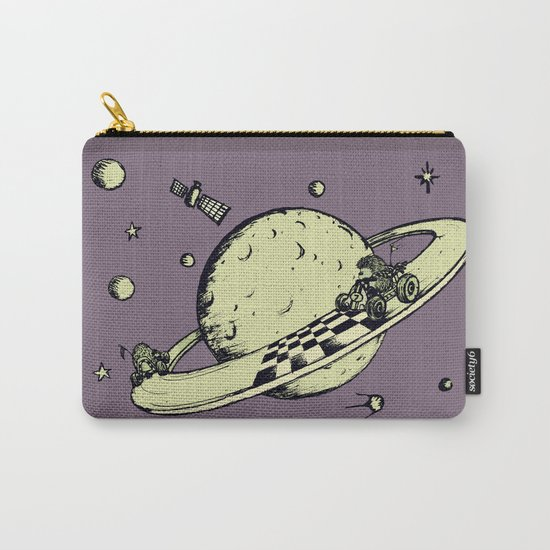 Space race v2 Carry-All Pouch