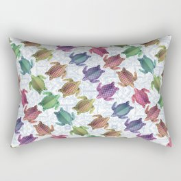 Turtle Frame Rectangular Pillow