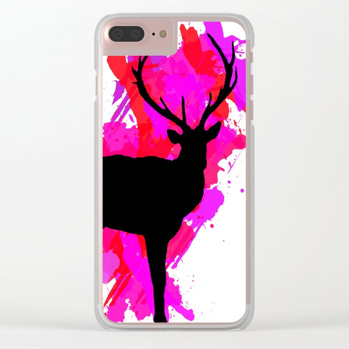 EL Clear iPhone Case