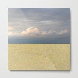 landscape 003: sandstorm Metal Print