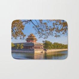 Forbidden City Beijing China Ultra HD Bath Mat