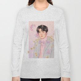 technicolor [jeno nct] Long Sleeve T-shirt