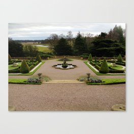 Overview Canvas Print