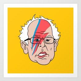 Bowie Sanders Art Print