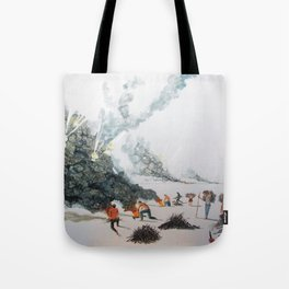 Awakenings Tote Bag