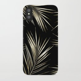 Tropical Leaves 6 iPhone Case