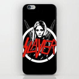 Vampire Slayer iPhone Skin