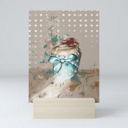 Hand made soap Mini Art Print
