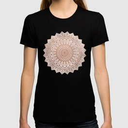 ROSE NIGHT MANDALA T-shirt