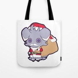 Santa Espurr Again Tote Bag
