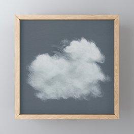 Dare to Dream - Cloud 53 of 100 Framed Mini Art Print