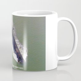 USS CASIMIR PULASKI (SSBN-633) Coffee Mug