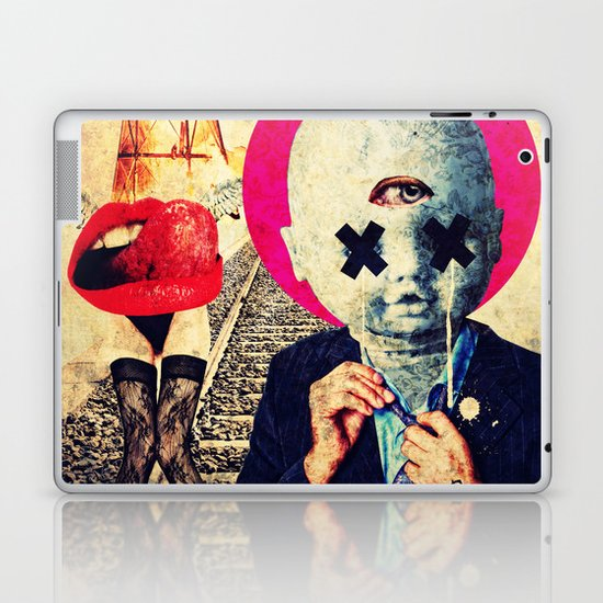 All War Is Deception Laptop & iPad Skin