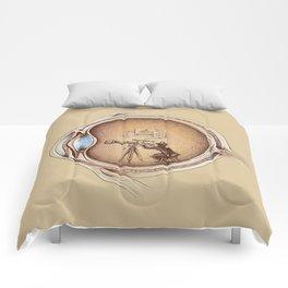 Extraordinary Observer Comforters