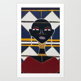 Divinity Art Print