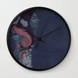 Practical Magic Wall Clock