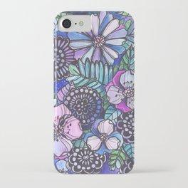 Midnight Jungle iPhone Case