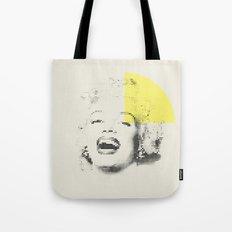 Marilyn Monroe | Esperantos | Dot-file #1 Tote Bag