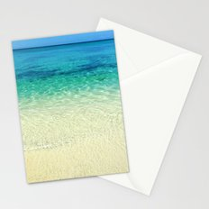 Caribbean Color Stationery Cards