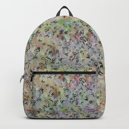 Gobbledigook Backpack