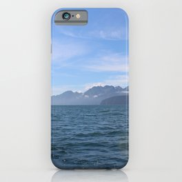 Seward, Alaska iPhone Case
