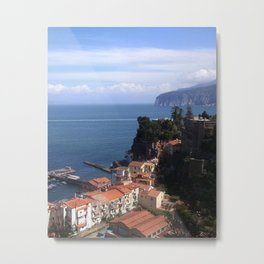 Sorrento Metal Print