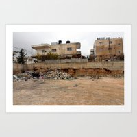 palestine Art Prints featuring Bethlehem, Palestine by colLABorate: ideas & images