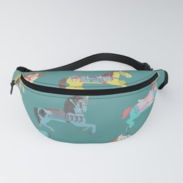 Horse ride Fanny Pack