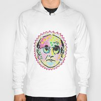 larry Hoodies featuring Larry David by Butt Ugly Co