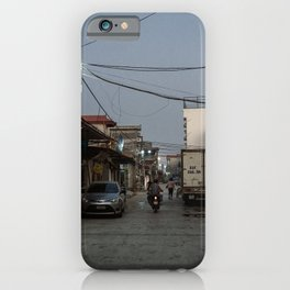 Evening in Hanoi iPhone Case