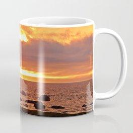 Stunning Orange Sunset Coffee Mug