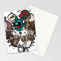 Rabbit Nightmare! Stationery Cards
