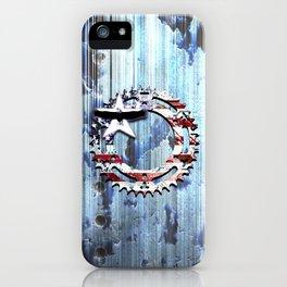 blue steel USA iPhone Case