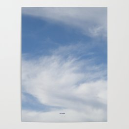 Just Clouds #3 Poster